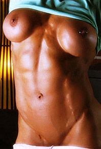 Model Muscles - Marina Lopez